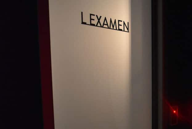 Entrée de l' Enquête Examen de la Lock Academy - Escape Game Paris - Escape Room Paris