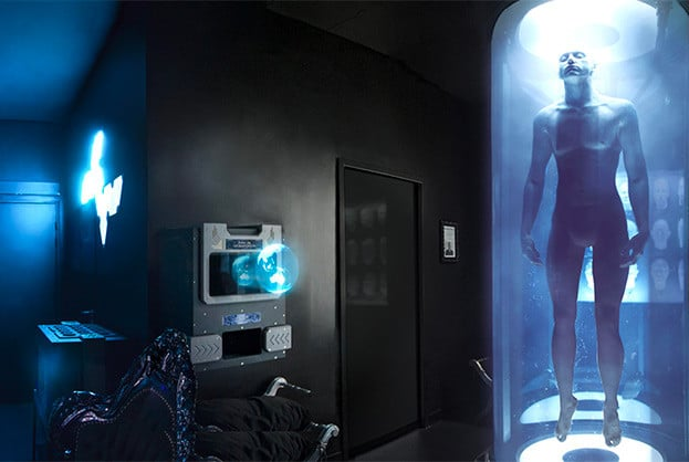 Le futur à découvrir dans Révolte à la Lock Academy Escape Game Paris