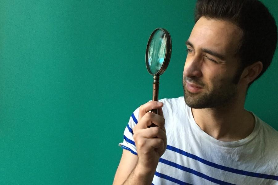 Romain Santiago, co-créateur de la Lock Academy