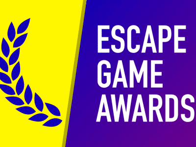 Logo des Escape Game Awards de Escape Game Paris