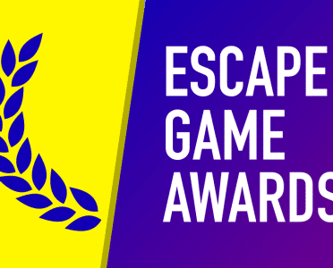 LOCK ACADEMY ONCE MORE WINNER OF THE ESCAPE GAME AWARDS!