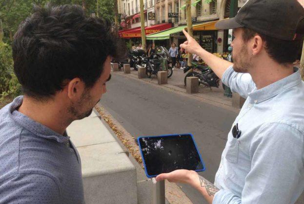 Enquête insolite dans Paris Opération Mindfall - Chasse au trésor Paris avec Lock Academy