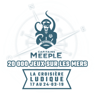 Croisière ludique : La Lock Academy partenaire du Capitaine Meeple !