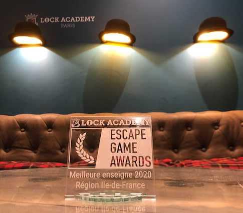 Lock Academy - Meilleur Escape Game Paris 2020